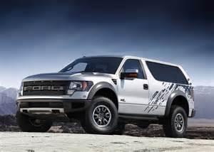 Ford Bronco Price Rumors About 2016 Ford Bronco Raptor Price Autocvt
