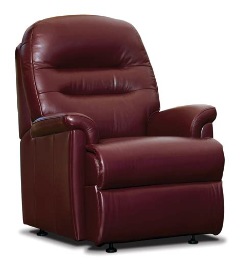 Small Cozy Chair Cozy Maroon Small Leather Chairs With Recliner And