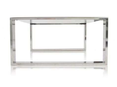 Glass Base Table Ls by Glass Coffee Table With Chrome Base