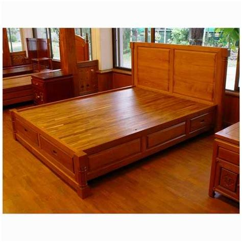 wood bed design teak furniture teak wood furniture burmese teak furniture