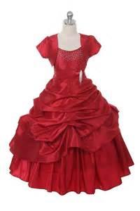 girls red dresses red dresses for kids