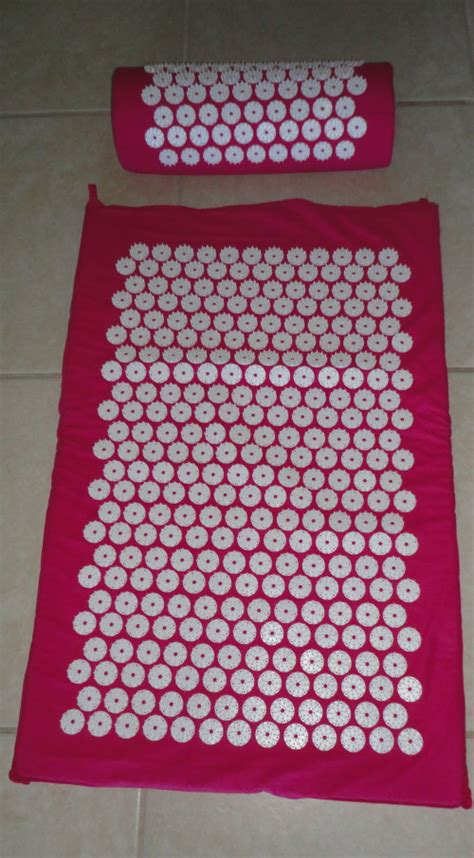 Acupuncture Mat Benefits by Wellness Wednesday Acupressure Mat For Stress Tension