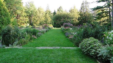 Thuya Gardens by Thuya Gardens In Northeast Harbor Maine Photograph By