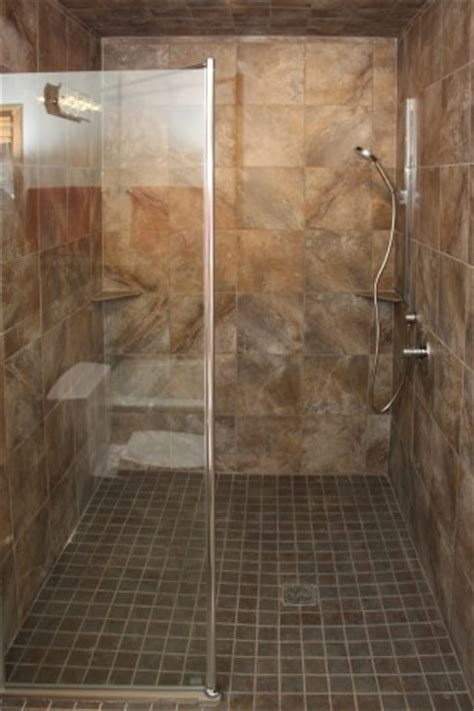 Curbless Shower Design Ideas by Pin By Braun On Universal Design Bathrooms