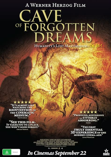 Cave Of Forgotten Dreams 2010 Full Movie Dreams Dreams Dreams 2010 Movie