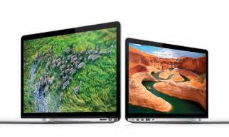 Macbook Pro Retina Display Di Indonesia macbook pro 13 quot con schermo retina ecco come cambiano i portatili di apple panorama