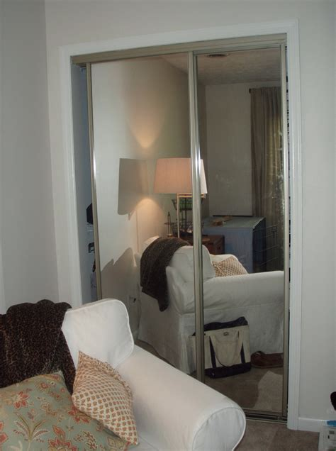 Mirror Closet Doors Menards Mirrored Sliding Closet Doors Menards Home Design Ideas