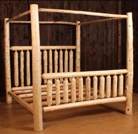 log bed frame plans the 25 best log bed frame ideas on