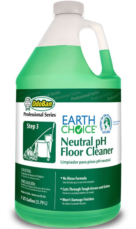 ph floor cleaner earth choice neutral ph floor cleaner