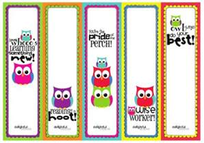 bookmark printing template from the up free printable bookmarks