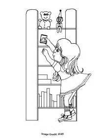Elf On Shelf Coloring Pages sketch template