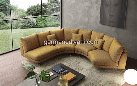 divani ad angolo componibili germano divani divani angolari su misura in tessuto e