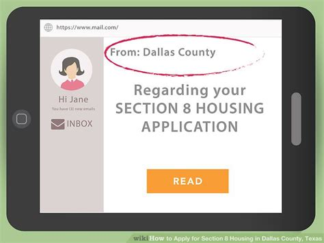 who can apply for section 8 housing 3 ways to apply for section 8 housing in dallas county texas