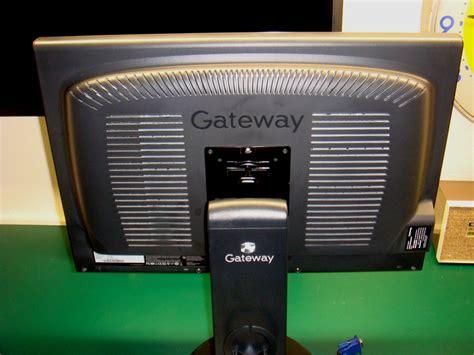 Gateway Lp2407 24 Quot Monitor Landscape Portrait Swivel Spin