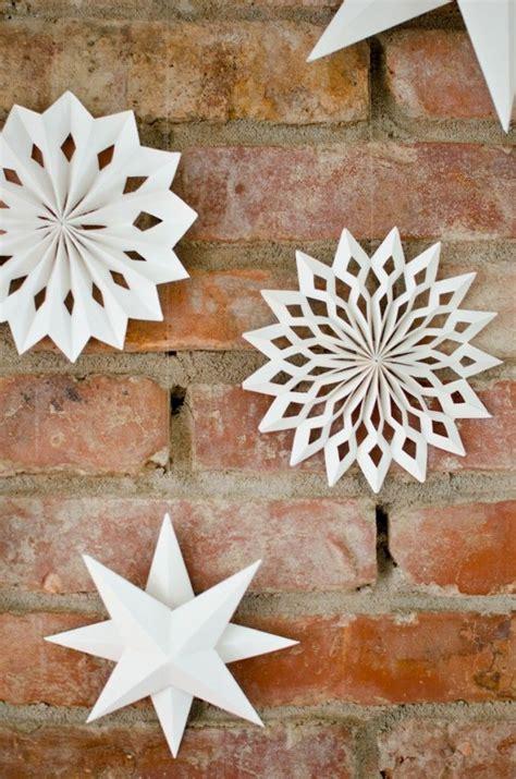Papiersterne Selber Machen by 220 Ber 1 000 Ideen Zu Papier Weihnachtsschmuck Auf