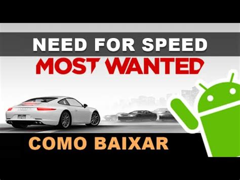 need for speed most wanted apk free need for speed most wanted para android apk data