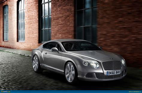 ausmotive 187 the new bentley continental gt