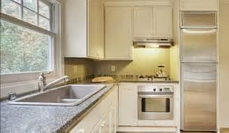 Simple kitchen design courtesy of alexandra immel residential