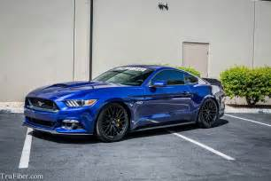 Pictures Of Ford Mustangs 2015 Ford Mustang By Trufiber Gtspirit