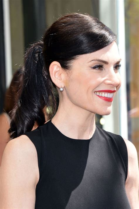 julianna margulies hairstyles julianna margulies hairstyles for 2014 golden globes