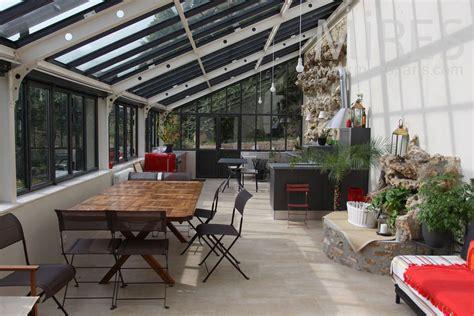 Home Design 40 50 grande cuisine salle 224 manger sous la v 233 randa c0775