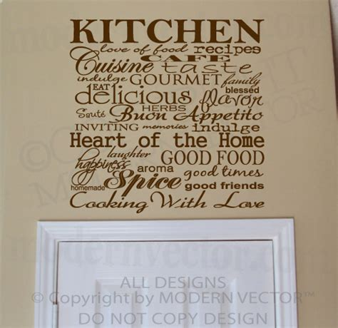 country kitchen sayings country kitchen vinyl wall quotes quotesgram