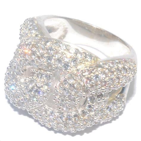 cubic zirconia silver ring china ring cubic zirconia ring