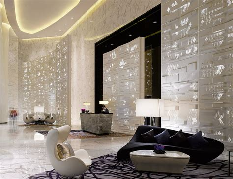 Modern Lobby by 6 Ways Hotel Lobbies Teach Us About Interior Design