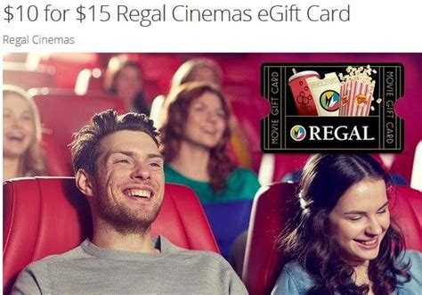 Where Can I Buy Regal Cinemas Gift Cards - groupon 33 off regal cinemas gift card southern savers
