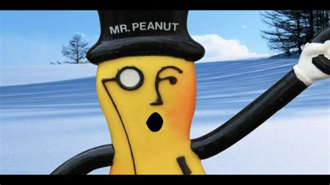 Planters Peanut Commercial Nutcracker by The Nutcracker Vs Mr Peanut