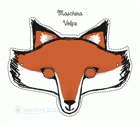 printable mask of a fox the 82 best images about roald dahl day on pinterest