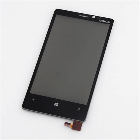 Lcd Nokia Lumia X2rm1013touchscreen Black Limited touch screen digitizer touch panel digitizer lcd touch
