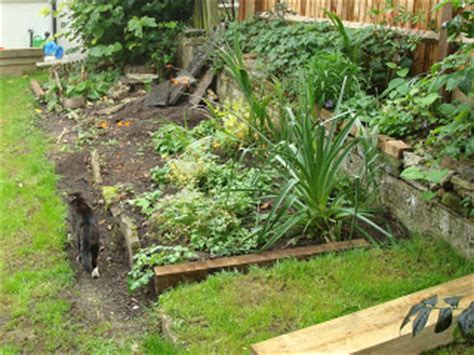 Wickes Railway Sleepers by Do Or Diy Garden Landscaping With Railway Sleepers