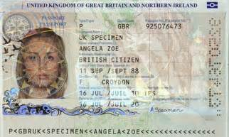 is u k s new passport design more secure than the last
