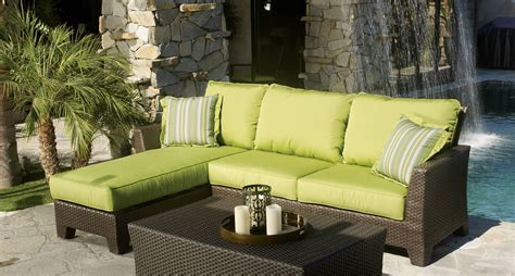 Patio Furniture Sectional Clearance Outdoor Patio Couches Furniture Roselawnlutheran