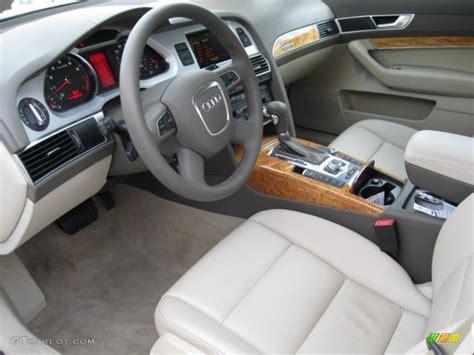 Audi A6 2010 Interior by Cardamom Beige Interior 2010 Audi A6 3 0 Tfsi Quattro Sedan Photo 39984716 Gtcarlot