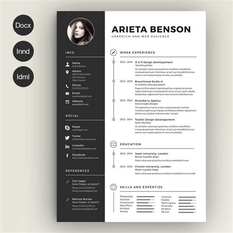 interior design cv layout best 25 interior design resume ideas on pinterest