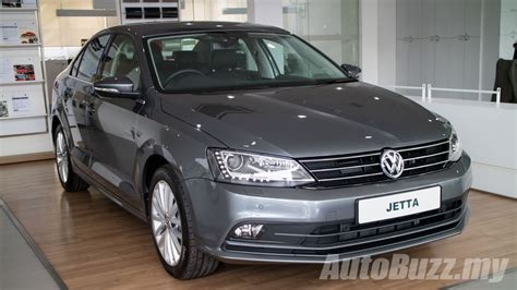 volkswagen malaysia volkswagen jetta facelift launched in malaysia priced
