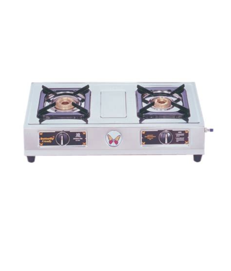 Oven Gas Butterfly butterfly 2 burner friendly cooktop price in india buy