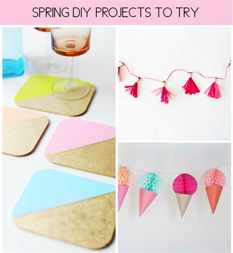 Spring Diys | spring diy projects to try best friends for frosting