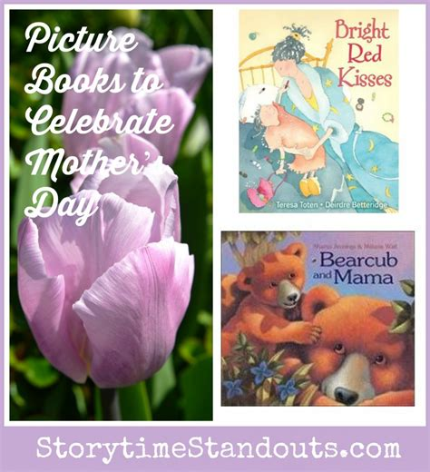 mothers day picture books celebrate s day with special picture books