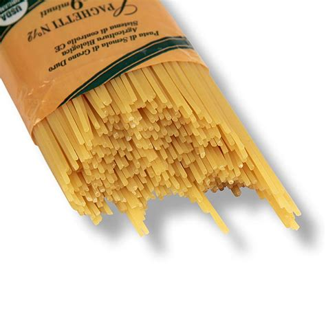 Bio 2mm pasta granoro spaghetti vermicelloni no 12 2mm bio