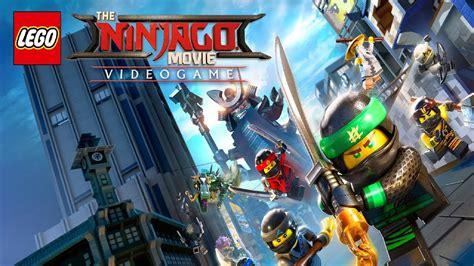 Kaset Ps4 Lego Ninjago lego ninjago o filme videogame primeira gameplay