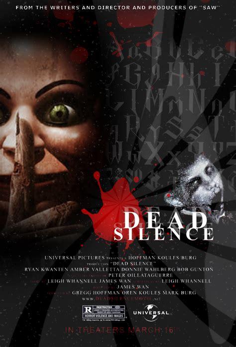 dead silence 214 l 252 dead silence poster by 0615110 on deviantart