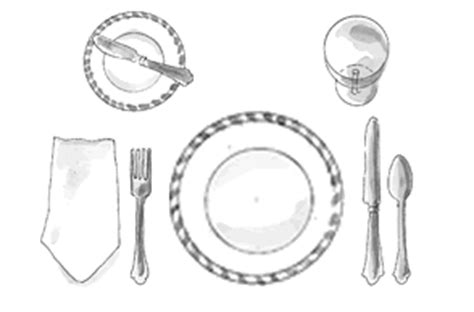 How To Set Table how to set a table balancing beauty and bedlam