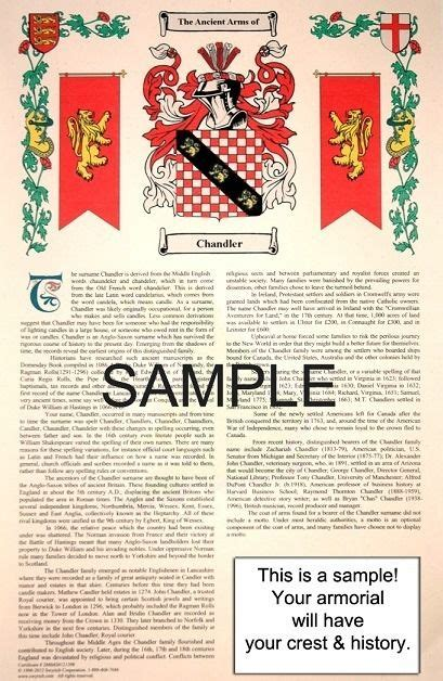 the origin of the family property and the state books t s surname armorial name history coat of arms