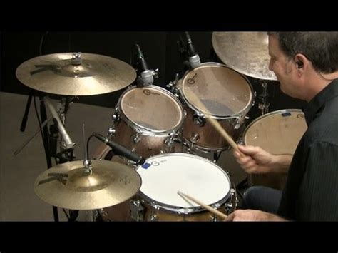 drum tutorial ghost continuous ghost notes part 1 funk drum lessons with