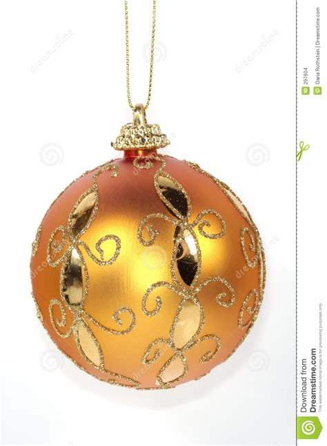 orange christmas ornament stock photo image of figurine