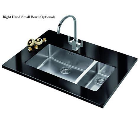 Franke Undermount Sink Franke Kubus Kbx 160 55 20 Stainless Steel 1 5 Bowl