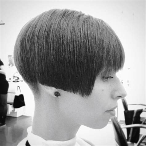 best short hair length to show cheek bones 723 best images about adventures in cheek length bobs on